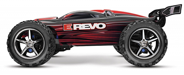 E-Revo 4WD RTR + NEW Fast Charger №6
