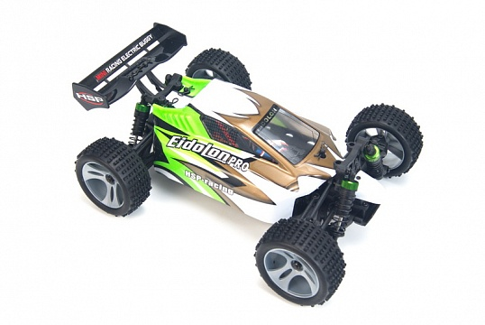 1/18 EP 4WD Off Road Buggy №4
