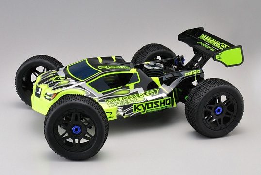 1/8 GP 4WD Inferno NEO ST RTR (Green) №3