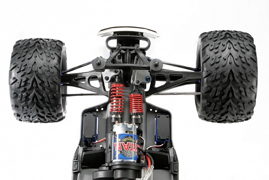 E-Revo 4WD RTR + NEW Fast Charger №34