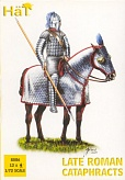 1/72 Late Roman Cataphracts (Knights) (12 Mtd)