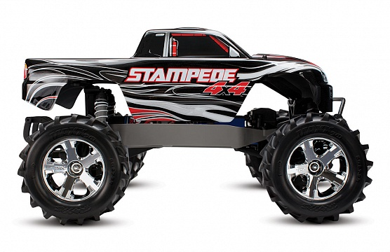 Stampede 4x4 1/10 RTR  + NEW Fast Charger №12