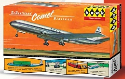 1/144 DeHavilland Comet British Airliner
