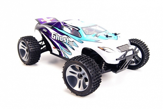 1/18 EP 4WD Off Road Truggy №3
