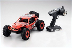 1/10 EP 2WD EZ-B AXXE RTR (Red)